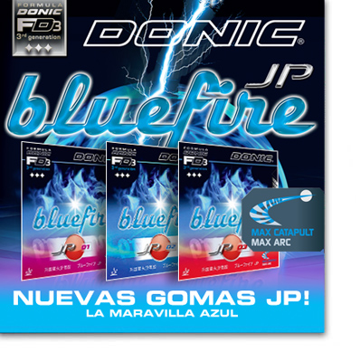 DONIC BlueFire JP